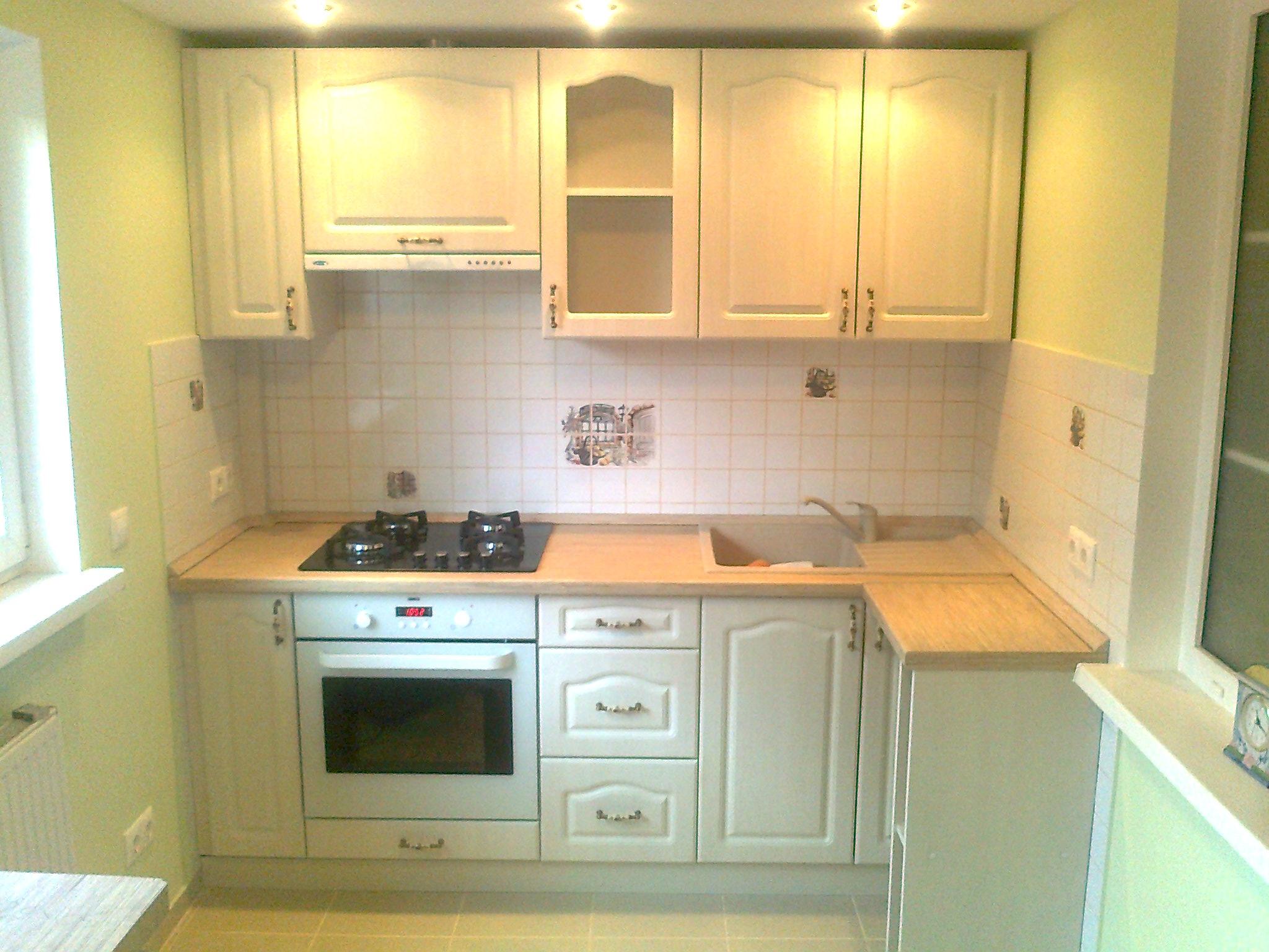 Кухня 8 метров дизайн фото