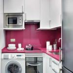 маленькие кухни 7 кв м дизайн фото