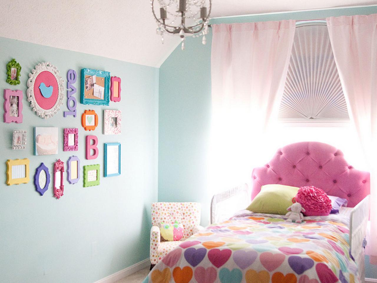 Декор комнаты своими руками для девочки