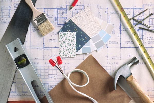 Перепланировка квартиры (дома)