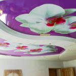 натяжные потолки воронеж фото
