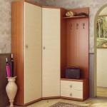 угловой шкаф в прихожую фото дизайн идеи