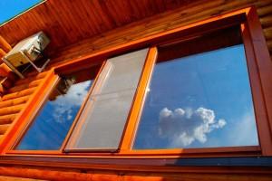 Монтаж деревянных окон своими руками