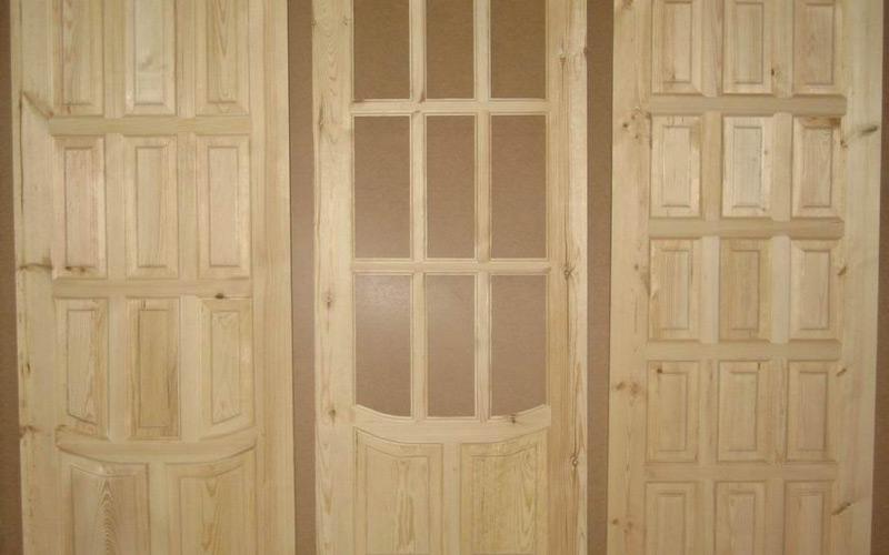 Установка деревянной двери своими руками