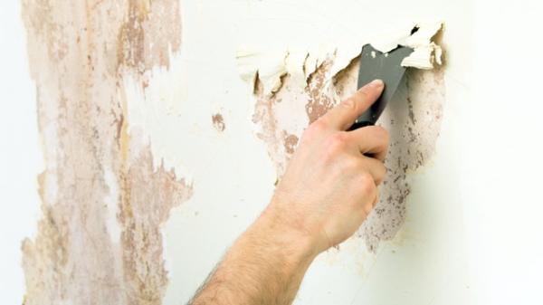 ремонт стен руками фото