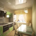 Кухня 8 м2 планировка и дизайн фото
