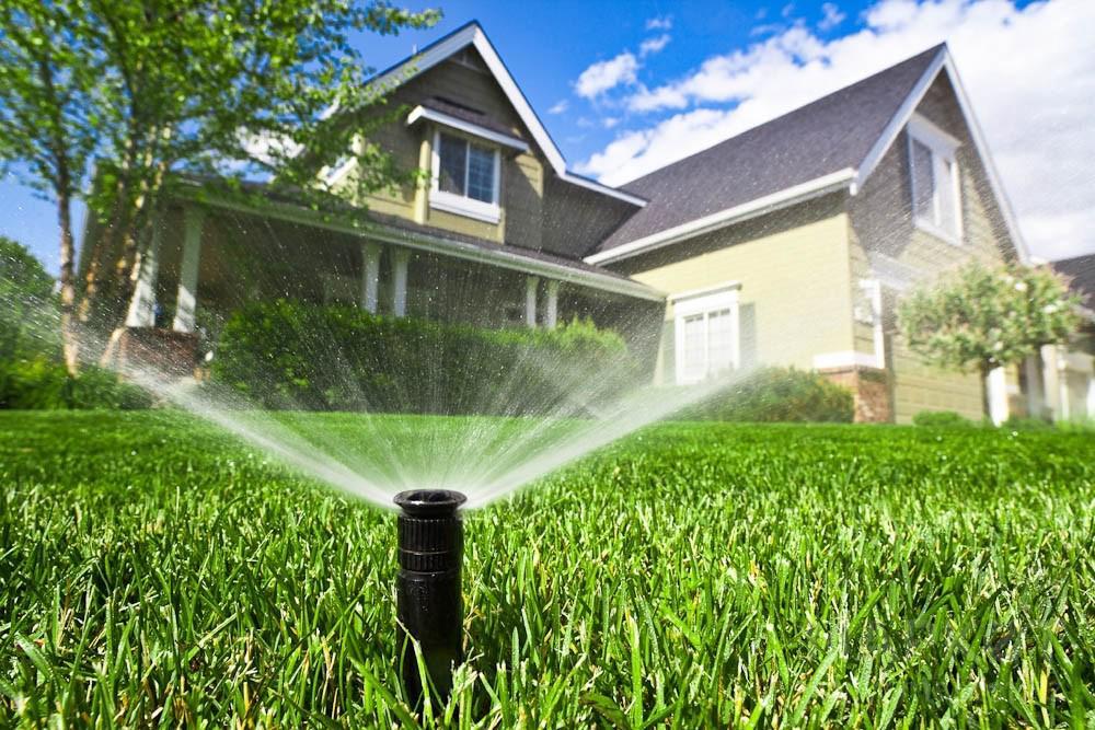 система автоматического полива газона купить